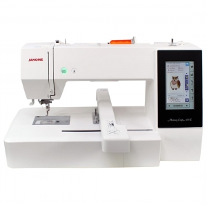 Hafciarka Janome MC500E + GRATISY + program Artistic Digitizer JR + kurier 24h