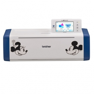 Ploter tnący Brother ScanNCut SDX2200 Disney z programem